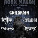 Cartel Rock Nalón 2018
