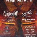 Cartel Night Of Pure Metal 2019