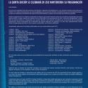Cartel Noches del Botánico 2020