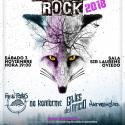 Cartel Raposu Rock 2018