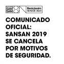 Cartel Sansan Festival 2019