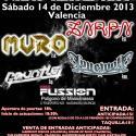 Cartel Xmas Metal Fest 2013