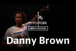 Danny Brown performs - Blunt After Blunt (Pitchfork Music Festival 2012)