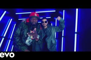 Abraham Mateo, 50 Cent, Austin Mahone - Háblame Bajito