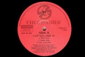Can You Feel It (MK New York Dub) [1992]