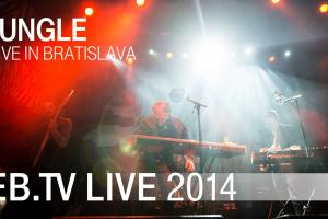 Live in Bratislava (2014)