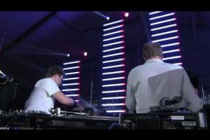 James Murphy & Pat Mahoney -  DFA DISCO TENT