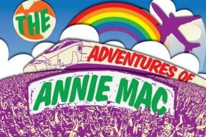 The Adventures of Annie Mac - Episode 1 (Rockness & Parklife Festivals)