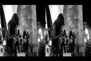 3D Live Music - The Excitements @ Fête de la St Michel Bordeaux (29/09/2011)