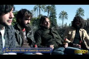 Entrevista ¡WEGO! Tv