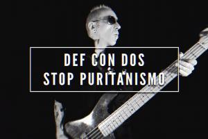 Stop Puritanismo