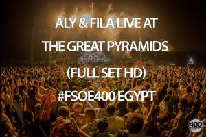 Live at the Great Pyramids (Full Set HD)