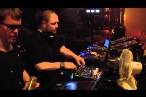 Ben Sims & Friends, Surgeon & Paul Mac - Live@ Awakenings 2010