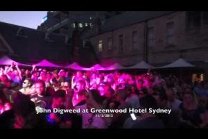 Live at Greenwood Hotel Sydney 11/2/12