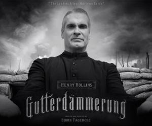 Gutterdämmerung features Henry Rollins
