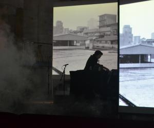 Santiago Latorre en el L.E.V 2013