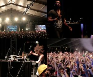 Flying Lotus - LIVE @ COACHELLA 2012