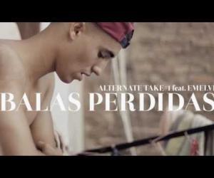 Agorazein - Balas perdidas feat. Emelvi [Alternate take #1]