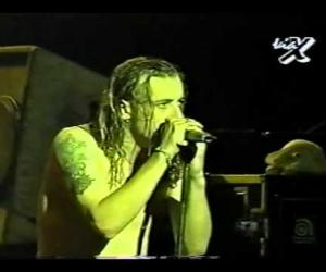 Paradise Lost - Directo completo, Monsters Of Rock - Chile 1995
