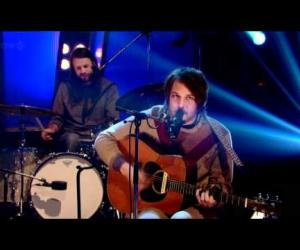Fleet Foxes Bedouin Dress Later with Jools Holland Live
