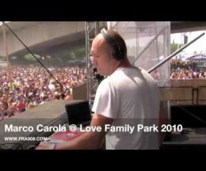 Marco Carola - Live Family Park 2010