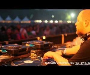 Ben Sims @ Awakenings Festival 2011