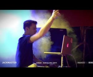 Jackmaster & Serato at Sonar 2011