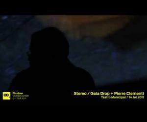 Gala Drop + Pierre Clementi / Stereo / Curtas Vila do Conde 2011