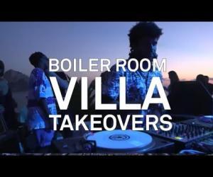 Jamie Jones - Boiler Room Ibiza Villa Takeovers DJ Set 2013