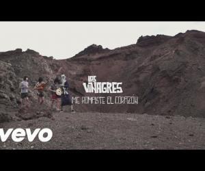 Los Vinagres - Me Rompiste el Corazón (Audio)