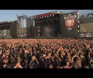 Hammerfall - Live at Wacken Open Air 2012