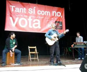 Juantxo Skalari (The Kluba) - El dret a decidir a Reus