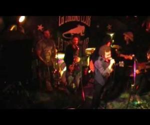 The Soul Jacket - Caravan (Van Morrison cover, directo en La Iguana, Vigo, 2012))