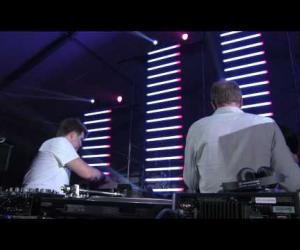 James Murphy & Pat Mahoney -  DFA DISCO TENT
