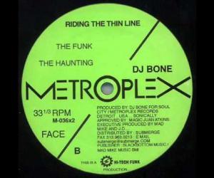 Dj Bone - The Funk