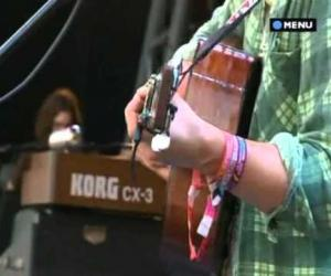 Fleet Foxes - Oliver James Live at Glastonbury 2009