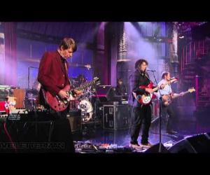 Wilco - I Might (Live on Letterman)