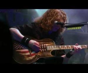 Megadeth - Public Enemy No 1 / Unplugged 2012