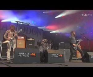 Matodon - Directo en el Roskilde Festival, 07/01/2011 (Completo)
