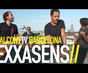 Exxasens - My hands are planets (BalconyTV)