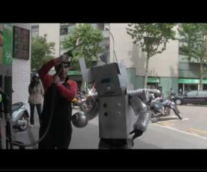Joe Crepúsculo - Batalla de Robots