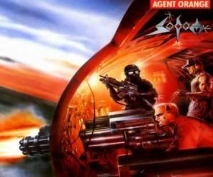 Sodom Agent Orange full album