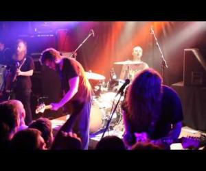 Red Fang - Prehistoric Dog, Live @ An Club, Athens (2012)