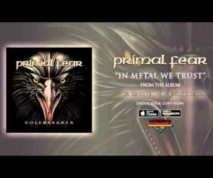 Primal Fear - In Metal We Trust