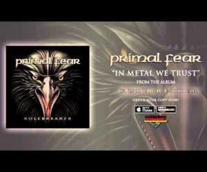 Primal Fear - In Metal We Trust