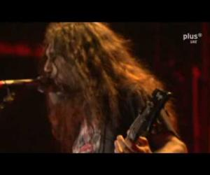 World Painted Blood (Directo, Rock Am Ring 2010)