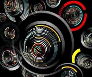 Parhelia, Sonic Visualisation / AV Performance 2009