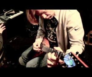 Megadeth at Vic's Garage - Studio Update #4 January 2013