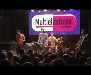 Multielásticos - Directo Sala Heineken 2011 (4 de 5)