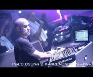 Paco Osuna - Live Awakenings Easter Anniversary 24-04-11 Gashouder Amsterdam